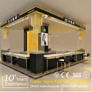Quality wholesale jewelry showcases acrylic display jewelry showcase for sale