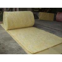 Quality High Temperature Resistance Glass Wool Blanket For Power Plant 20mm - 100mm Thickness for sale