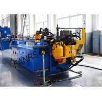 Quality Taiwan CNC Pipe Bending Machine With Touch Screen PLC Controller For Metal Steel Pipe for sale