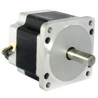 China 85mm enhanced hybrid 2-phase stepper motor copper windings , 4 wire stepper motor on sale