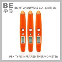 Quality Digital C/F Switchable Temperature Measurement Pen Type Infrared Thermometer DT8250 for sale