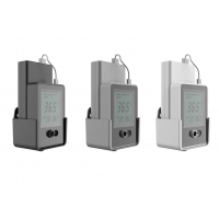 Quality Mounted Temperature Black White Hospital AI Doorbell for sale