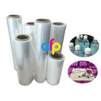 Quality 19 Micron Polyolefin Shrink Film For Book Packing Over 60% Shrinkage Ratio for sale