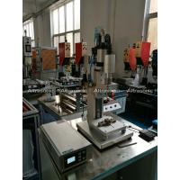 Quality Customized Titanium Horn 2000W 20Khz Ultrasonic Plastic Welder with Plastic Cases for sale