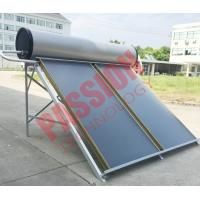 China High Performance Flat Plate Solar Water Heater Collector Panels Free Maintenance on sale