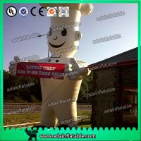 Quality Advertising Inflatable Chef for sale