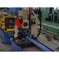 Quality Automatic Tube Mill Equipment , Decorative Pipe Tube Mill 22kw Motor Power for sale
