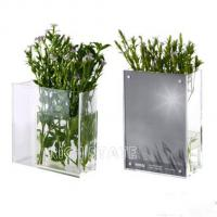 Quality Acrylic Flower cases for sale