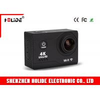 Quality Ultra HD Sports Cam 1080p Wifi Small Action Camera 900MAH Battery Rechargeable for sale