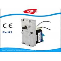 Quality Gear Box Shaded Pole Motor For BBQ Machine , Skimmer , Massager , Pellet stove for sale