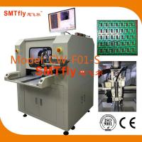 Quality Low Stress Depaneling Solution PCB Router with High Speed Cutting for sale
