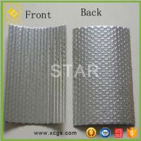 Buy cheap Fireproof material aluminum foil bubble insulation bubble foil fireproof burning from wholesalers