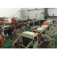 China PLC Control Auto Steel Coil Processing Equipment , High Speed Servo Feeders on sale
