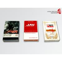 Quality Playing Cards Printing , Custom Printing Paper Card , Poker Printing for sale