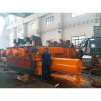 Quality Automatic Control Power 180kW Bale Density High Hydraulic Baling Press Machine for sale
