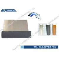 Quality 0.018mm * 520mm Single RA Copper Foil / Cu Foil Roll For FCCL With Japanese Technology for sale