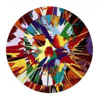 Quality abstract painting art leaves hanging picture decor for sale
