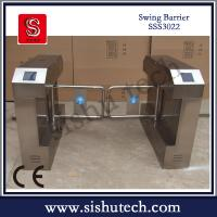 Buy cheap swing barrier gate from Sishu access control factory from wholesalers