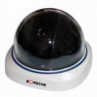 Quality Plastic Dome Camera with 1/3-inch Sony, 600TVL for sale