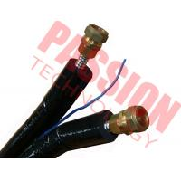 Quality DN12 Twin Solar Water Heater Accessories Solar Hose Pipe OEM / ODM Available for sale