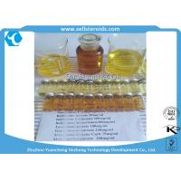 Quality Testosterone Propionate Powder Semi-finished oil liquid 100mg/Ml with High Custom Clearance Rate for sale