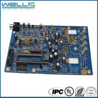 Quality Green Solder Mask PCB Assembly Prototype White Silkscreen 2OZ Copper Thickness for sale