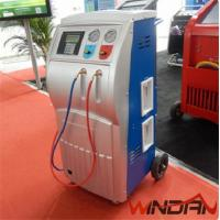 12L Gas Cylinder Volume Automatic Refrigerant Recovery System , Air Conditioning Recovery Machine