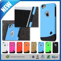 China Full-Body Resistant iPhone 6 Protection Cases Heavy Duty Dual Layer Impact on sale