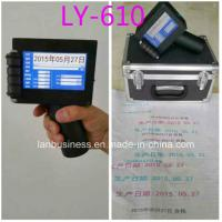 Color/White Inkjet Printer 1-4 Lines Expiry Date/Mfd/Small Character for Cable/Bottle/Cans for sale