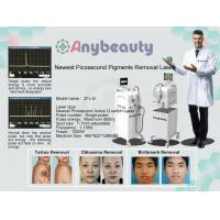 Quality 1064nm 532nm Active Q Switch Nd Yag Laser 2 Lamps 2 Laser Rods For Birthmark Removal for sale