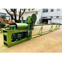 Quality Stainless Steel Wire Straightening And Cutting Machine To Cut Disc Wire for sale