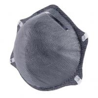 Buy cheap 4 ply Disposable Dust Mask , Disposable FFP2 Carbon Filter Respirator from wholesalers