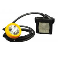 Exploration cord head light Industrial Lighting Fixture with low power indicator