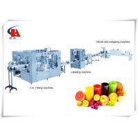 Quality 2 - 6 Ton/H Juice Manufacturing Machine , Fruit Juice Processing Equipment Ultrafiltration System for sale