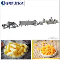 Quality Full Automatic stainless steel commercial corn puffed Snack making Equipment for sale