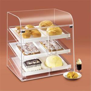 China acrylic bakery case,bakery box   acrylic bakery display on sale