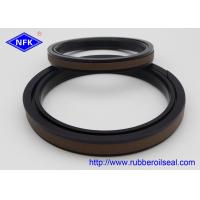 Quality GS0612-V7' SPGW Hydraulic Piston Seals Dynamic Sealing Simple Groove Structure for sale
