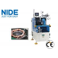 Buy Servo system control two twin needle lacing automatic stator lacer machine at wholesale prices