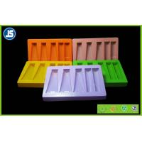 Quality Green / Purper Plastic Blister Packaging , Skin Care Plastic Tray for sale