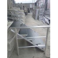 Quality Pipe Spigot Connection Aluminum Stage Truss With 5 Steps Stair , Main Tube 50mm for sale