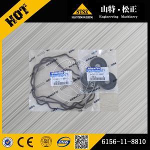 Quality komatsu pc220-7 gasket 6732-21-3811,6736-21-3450,6736-21-3450 for sale