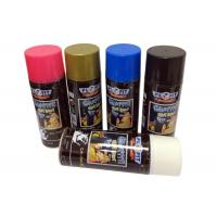 Quality Fluorescent Colorful Graffiti Spray Paint 100% Acrylic Resin For Festive Occasions for sale