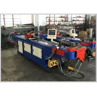 China Exhaust Pipe CNC Pipe Bending Machine Full Automatic Low Power Construction on sale