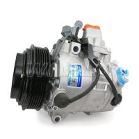 Buy 12 volts Auto AC Compressor 7SBU16C for LS XF30 5-speed USA LS 430 88310-50100 at wholesale prices