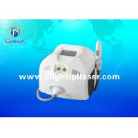 China Portable Hair Removal IPL RF Beauty Equipment With Hand / Foot Touch 10 MHz on sale