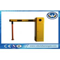 China Electronic Parking Gate Barrier Aluminum alloy For Parking System on sale