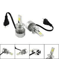 Buy cheap Auto Spare Parts Bright COB LED Headlight Bulbs 880 881 H4 H7 LED Car Headlight from wholesalers