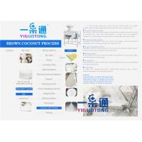 Quality Automatic Coconut Milk Bag Filling Machine For Liquid Food Aseptic Packaging for sale
