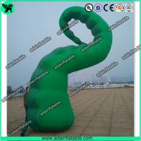 Quality Giant Event Party Advertising Decoration Inflatable Tentacle Octopus Leg Model for sale