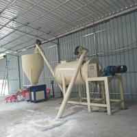 Easy Operation Dry Mortar Plant Various Type For Cement Sand Mortar Mixing